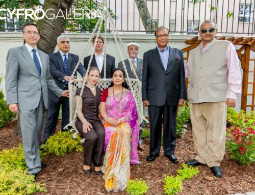 Święto Mango w Ambasadzie Indii